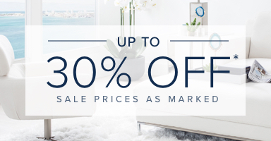 Fourth of July Sale. Up to 30% OFF* Sale Prices as Marked.
