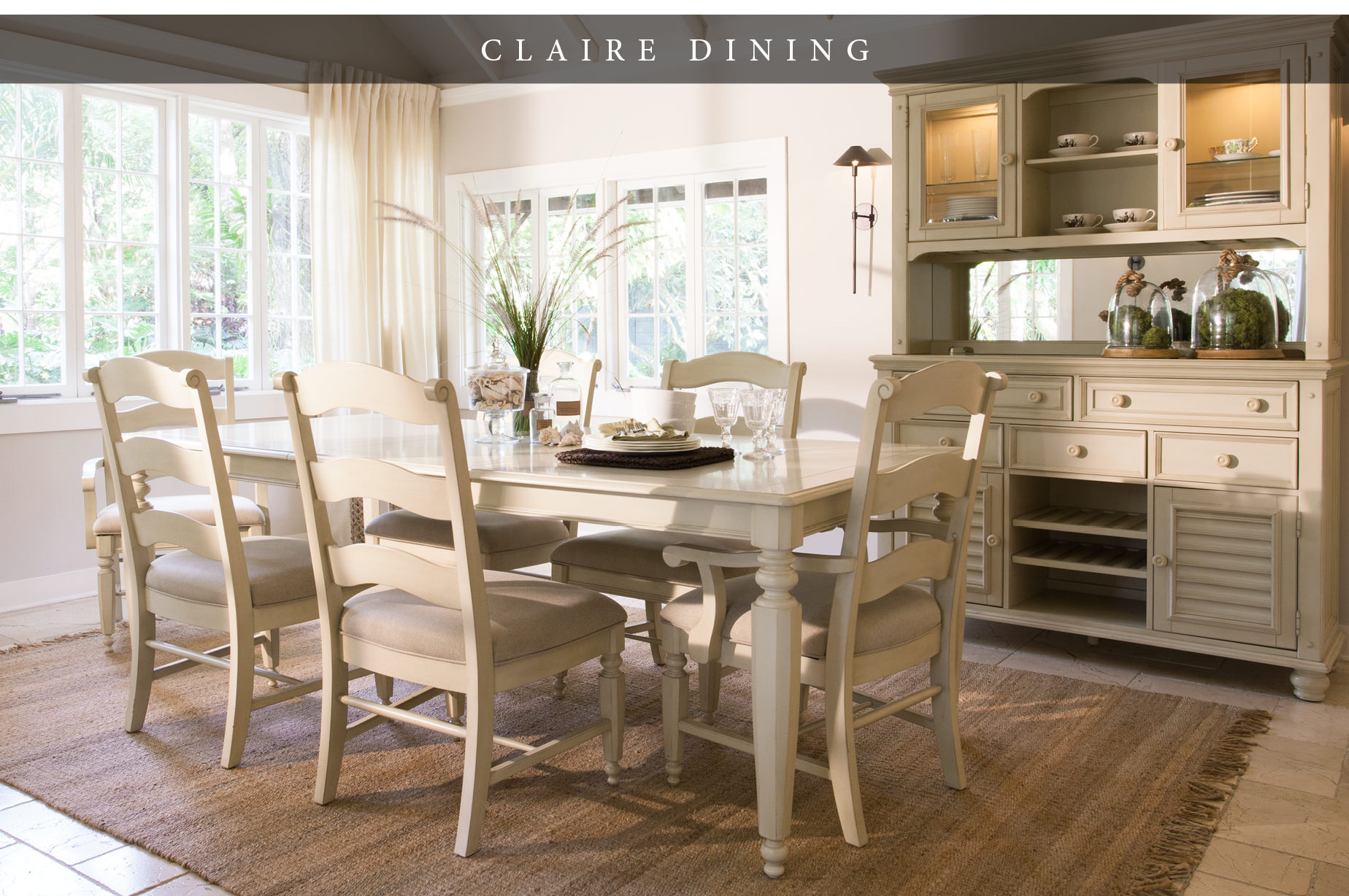 Claire Dining Furniture Collection