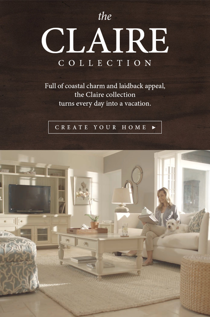 Claire Furniture Collection